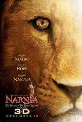 narnia 3 poster